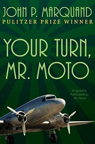 Your Turn, Mr. Moto for sale  Delivered anywhere in USA