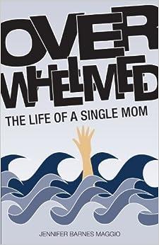 Book Overwhelmed by Jennifer Barnes Maggio (2010) Perfect