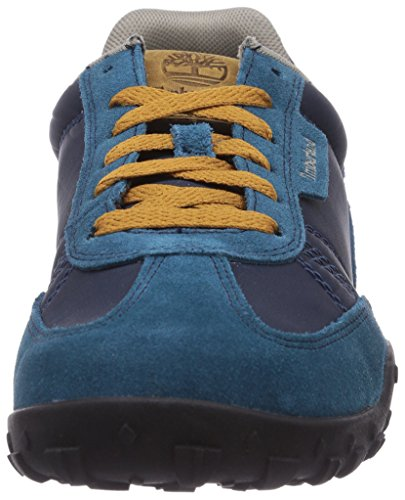 Timberland Greeley FTP_EK Greeley Low F/L, Sneaker Basse Uomo Blu (Blu)
