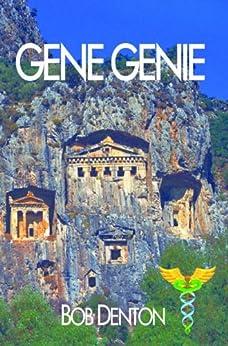 Gene Genie (Tom Carter series Book 2) (English Edition) de [Denton, Bob]