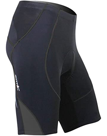 b7d5b8319 Santic Cycling Men s Shorts Biking Bicycle Bike Pants Half Pants 4D Coolmax  Padded
