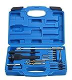8milelake Glow Plug Removal Remover Tool Kit 16 Pcs Set For Damaged 8mm 10mm Plug