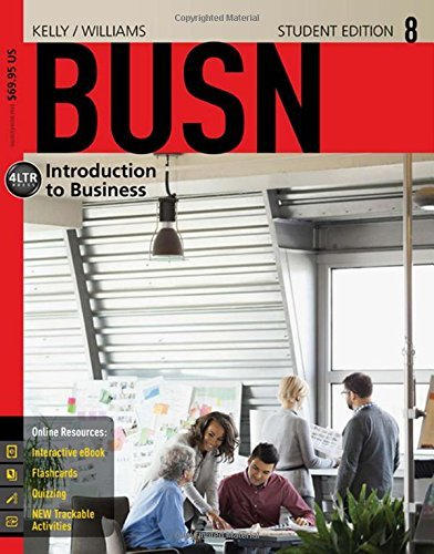 Busn 8 by Marcella Kelly (2015-01-21)
