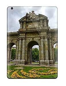 Hot Waterdrop Snap-on Puerta De Alcal?? Case For Ipad Air