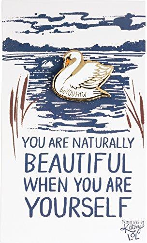 Beautiful Pin (LOL Enamel Pin - You Are Naturally Beautiful)