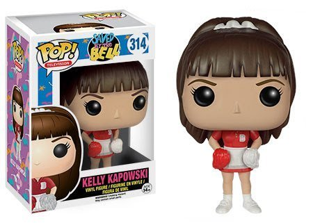Saved By The Bell Kelly Kapowski Pop! Vinyl Figure by Saved By The Bell (Kelly Kapowski Saved By The Bell)