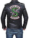 Decrum Halloween South Side Serpent Jackets Riverdale Merchandise | XS
