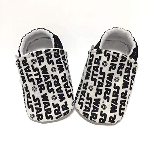 Baby Booties, Soft Rubber Sole