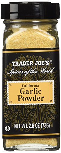 Trader Joes Spices California Garlic