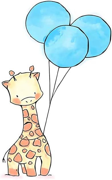 Lindo Desenho Animado De Raposa De Elefante Lightclub Pintura De