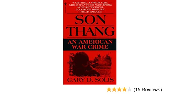 An American War Crime Son Thang