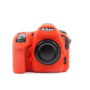 Funda para Nikon D850, Funda de Silicona Suave Zakao, Ligera ...