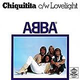 Music : Chiquitita b/w Lovelight: ABBA vinyl 45