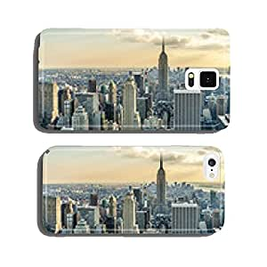 New York City Aerial View cell phone cover case iPhone6