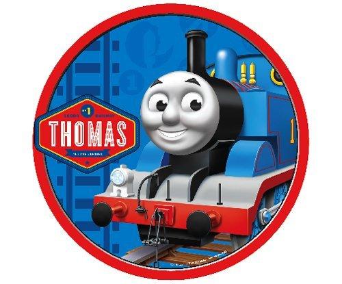 Amazoncom Thomas The Train Edible Icing Image Kitchen Dining