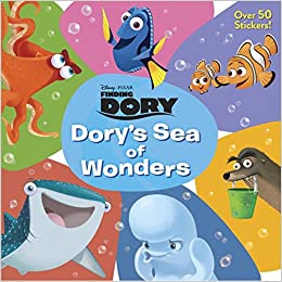 Dory's Sea of Wonders (Disney/Pixar Finding Dory) (Pictureback(R))