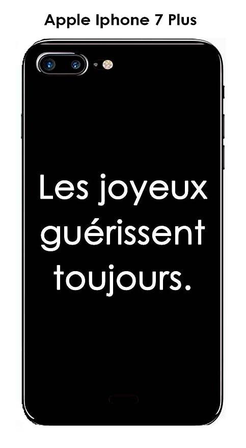 Onozo Cover Apple Iphone 7 Plus Design Citazionei Felice Testo