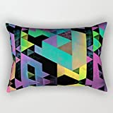 download ebook masoyy geometry pillowcover 16 x 24 inches / 40 by 60 cm gift or decor for drawing room play room boys him bar play room - 2 sides pdf epub