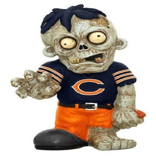 NFL Chicago Bears Pro Team Zombie Figurine