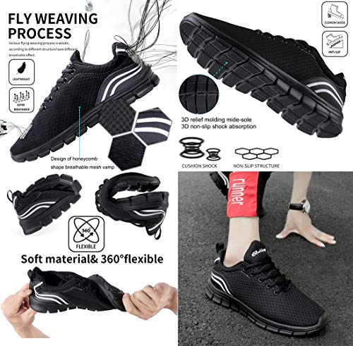 Women Navy Running Walking Athletic Road for Sneakers White068w Ritiriko Trainers Ladies Gym Shoes Sport SwxqnT6S7d