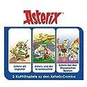 Asterix - Hörspielbox 4 Hörspiel von René Goscinny, Albert Uderzo Gesprochen von: Lars Peter Lueg,  div.