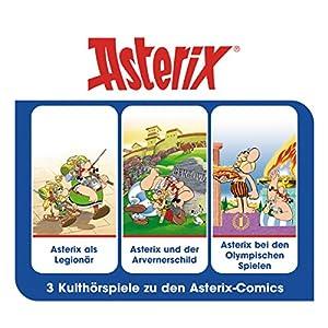 Asterix - Hörspielbox 4 Hörspiel