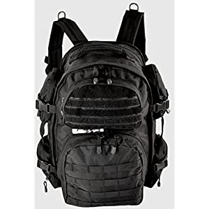 Explorer U.S. Military Level 3 Tactical Backpack, Medium, Black