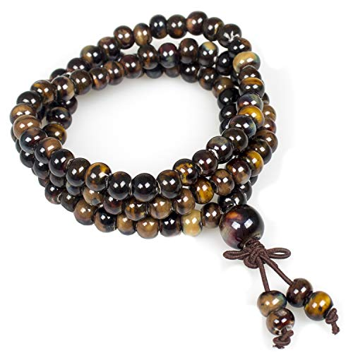 Jewelry Unisex Fashion Hand Craft 108 Mala Prayer