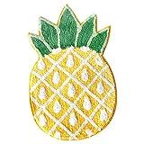 MetaView Pineapple Door Mat Non-Slip Area Rug Home Decor,Pineapple Shape Floor Mat Living Room Bedroom Rug,Mashine Washable Carpets(32.6″x19.3″)