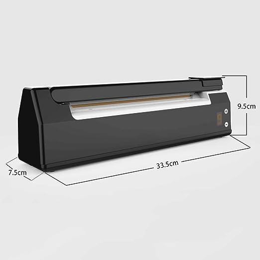 Yudanny Imballaggio per Alimenti di plastica della Borsa della Macchina di sigillamento del sigillatore della Borsa Termica Domestica Mini