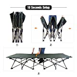 REDCAMP Portable Folding Camping Cots for Adults