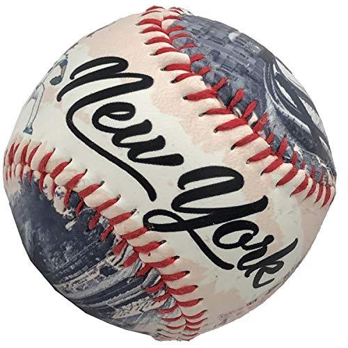 New York City Souvenir Baseball | Baseball for Men Women & Kids | Perfect Souvenir Gift Collection
