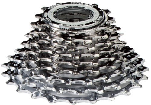 Shimano CS-6500 Ultegra Bicycle Cassette (9-Speed, 12/27T) (Shimano Speed Ultegra 9)