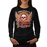 Pirate Bay Grave Yard Lost Souls Women NEW Black S-2XL Sweatshirt   Wellcoda