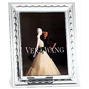 WITH LOVE is the new crystal frame from VERA WANG® Studios - 5x7