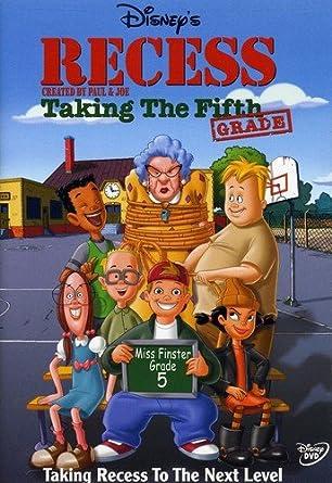 Recess: Taking the Fifth Grade: Amazon.ca: Rickey D'Shon Collins ...