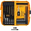 DEWALT Tough Grip 35-Piece Screwdriver Bit Set