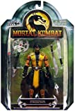 Mortal Kombat Shaolin Monks Series 3 Exclusive Action Figure Scorpion by Jazwares