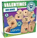 Toys : JOYIN 30 Pcs Valentines Day Gift Cards Realistic Bug Toy Set for Kids Valentine's Classroom Exchange Party Favor Toys, Valentine Gift Exchange