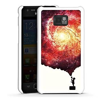 Carcasa Samsung Galaxy S2 Universo burbuja de jabón niño ...
