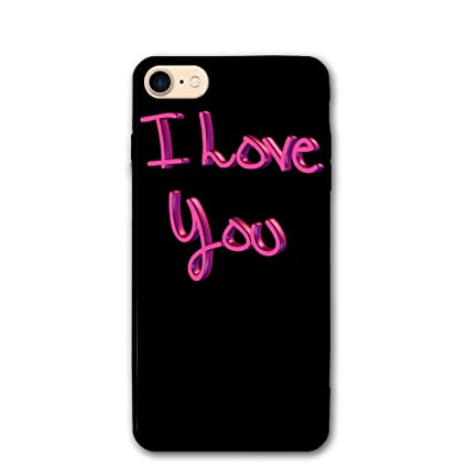 coque iphone 8 i love you