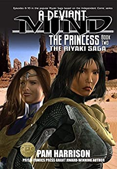 A Deviant Mind Vol. 2: The Princess (English Edition) por [Pam Harrison, James L. Dyar]