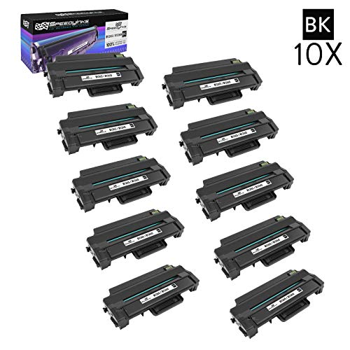 Speedy Inks Compatible Toner Cartridge Replacement for Dell B1260 |331-7328 (Black, 10-Pack)