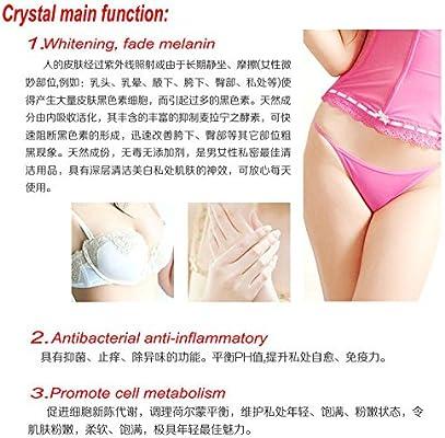 Amazon.com: 3 piezas Natural Activo enzima Crystal cuerpo ...