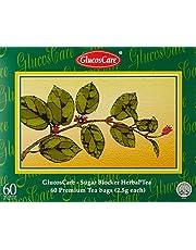 GlucosCareSB Tea, 60 satchet, Green tea, Green Tea, Green, 2.5 g (Pack of 60)