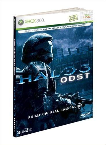 Halo 3 Odst Prima Official Game Guide Prima Official Game Guides Hodgson David 0783324846621 Amazon Com Books