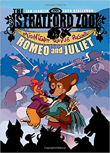 Image result for Stratford Zoo Midnight Revue Presents Romeo and Juliet