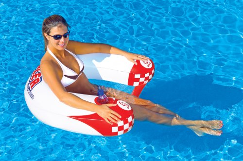 Noodler 1-Person Inflatable Water Lounger