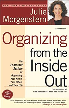Organizing Inside Out second Foolproof ebook