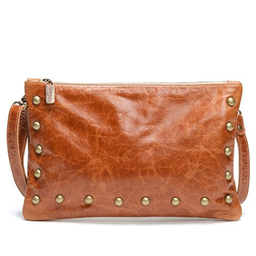 medium-sized-studded-clutch-crossbody-pouch-in-distressed-amber-italian-leather